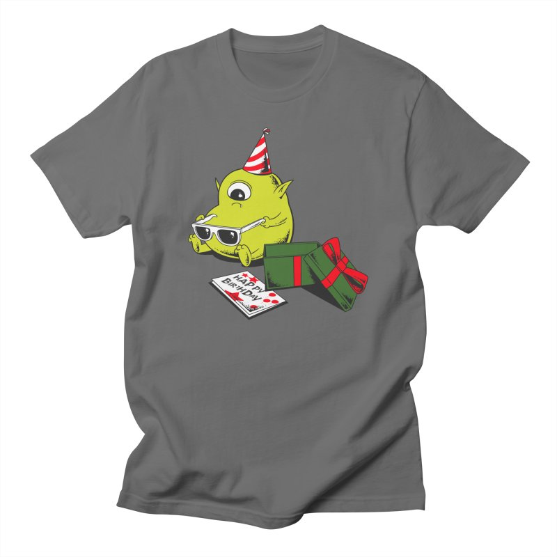 Memorable Birthday Gift Men's T-Shirt by Flying Mouse365
