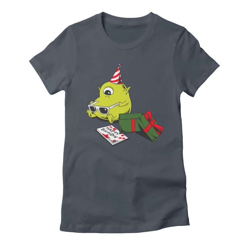 Memorable Birthday Gift Women's T-Shirt by Flying Mouse365