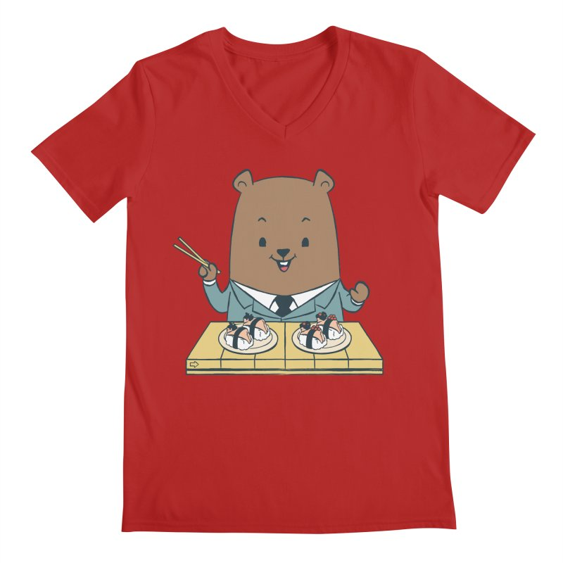 EDDIE TEDDY - Sushi Lover   by Flying Mouse365