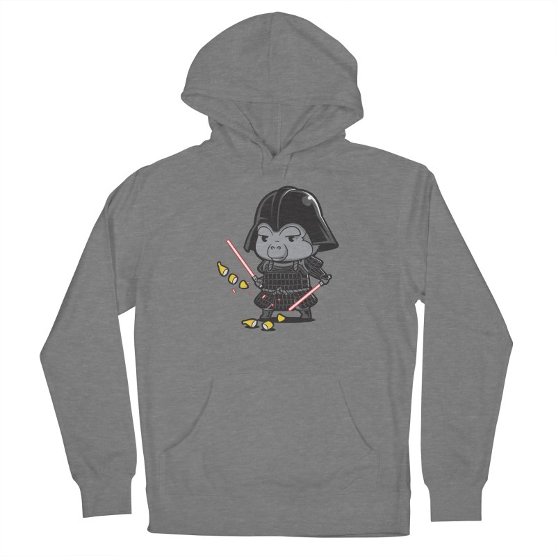 Samurai Dark Women's Pullover Hoody by Flying Mouse365
