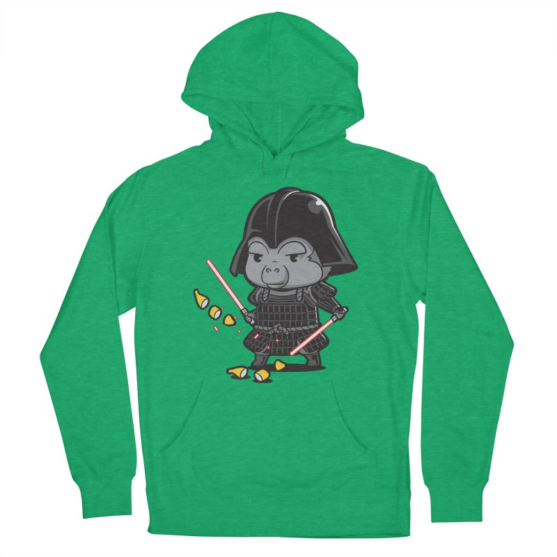 Samurai Dark Men's Pullover Hoody by Flying Mouse365
