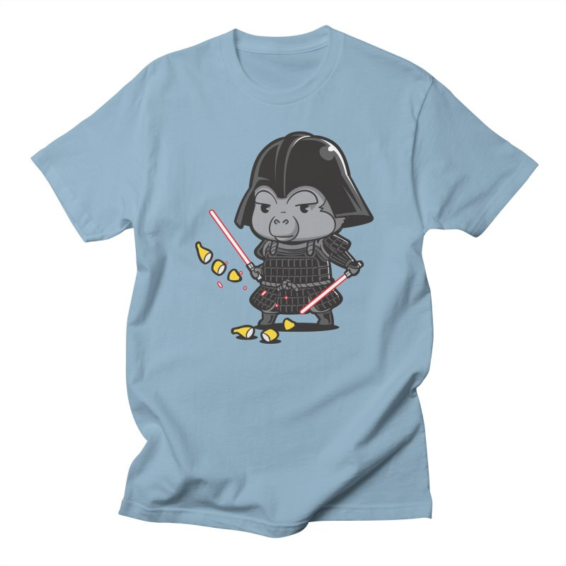 Samurai Dark Women's Unisex T-Shirt by Flying Mouse365