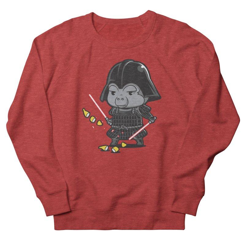 Samurai Dark Women's Sweatshirt by Flying Mouse365