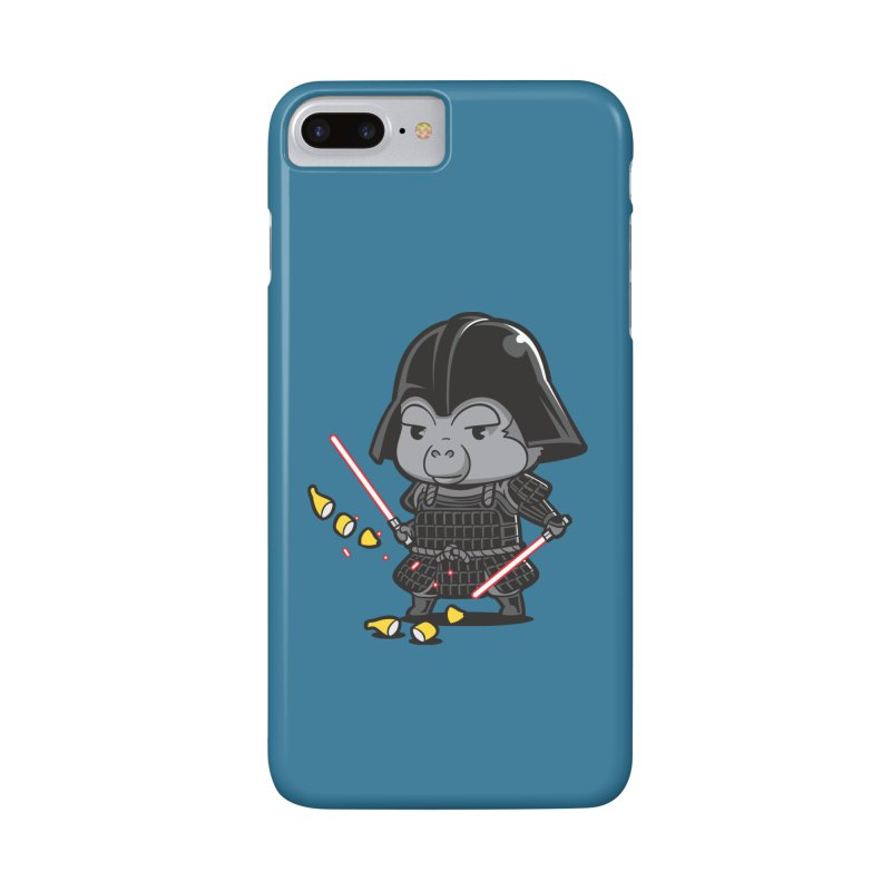 Samurai Dark Accessories Phone Case by Flying Mouse365