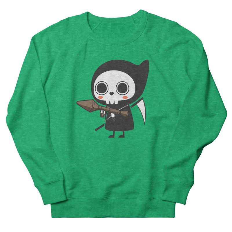 New Weapon Women's Sweatshirt by Flying Mouse365