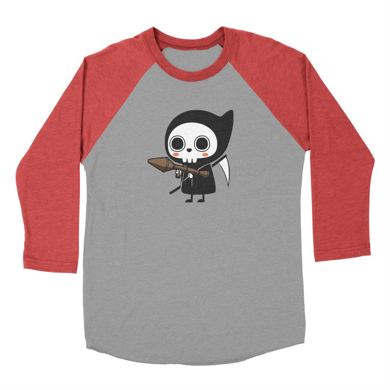New Weapon Women's Longsleeve T-Shirt by Flying Mouse365