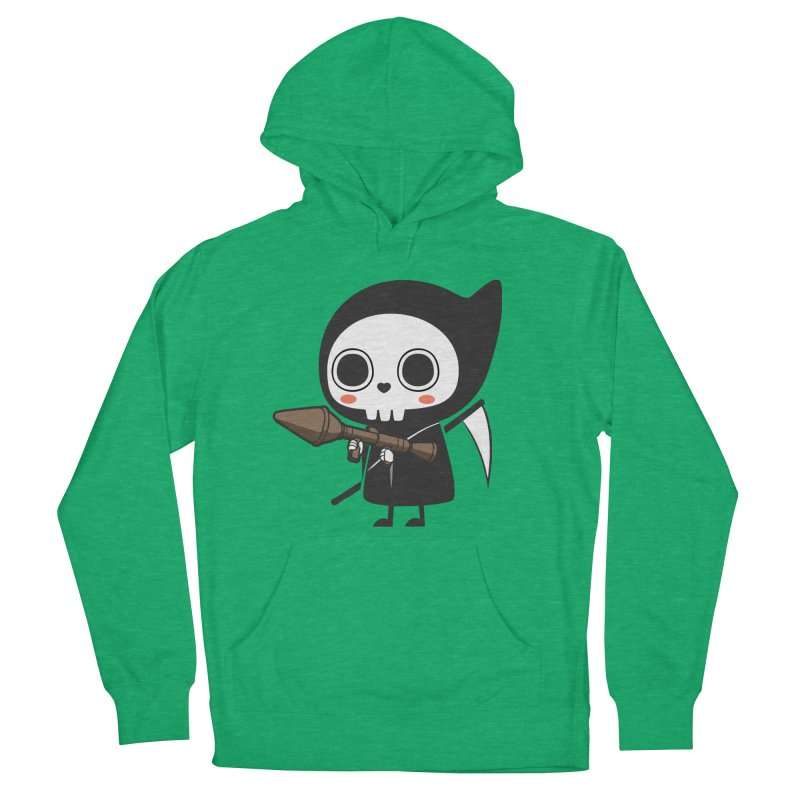New Weapon Women's Pullover Hoody by Flying Mouse365