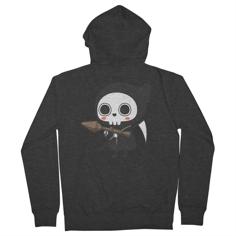 New Weapon Women's Zip-Up Hoody by Flying Mouse365