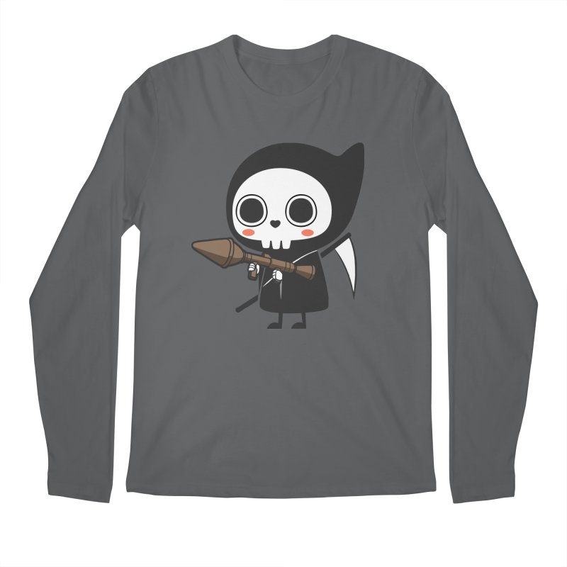 New Weapon Men's Regular Longsleeve T-Shirt by Flying Mouse365