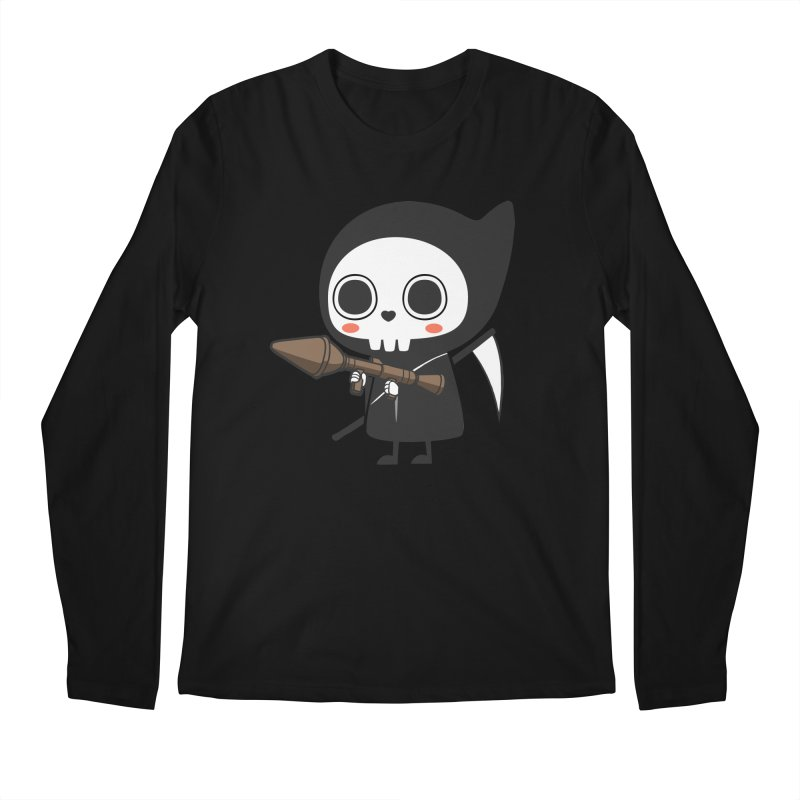New Weapon Men's Longsleeve T-Shirt by Flying Mouse365