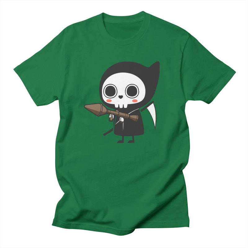 New Weapon Men's T-Shirt by Flying Mouse365