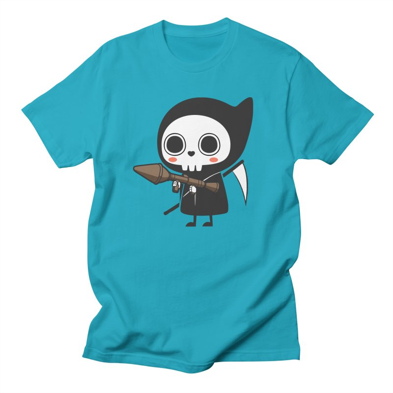 New Weapon Women's Regular Unisex T-Shirt by Flying Mouse365