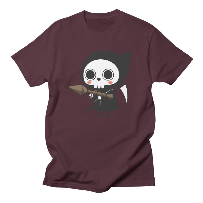 New Weapon Men's Regular T-Shirt by Flying Mouse365