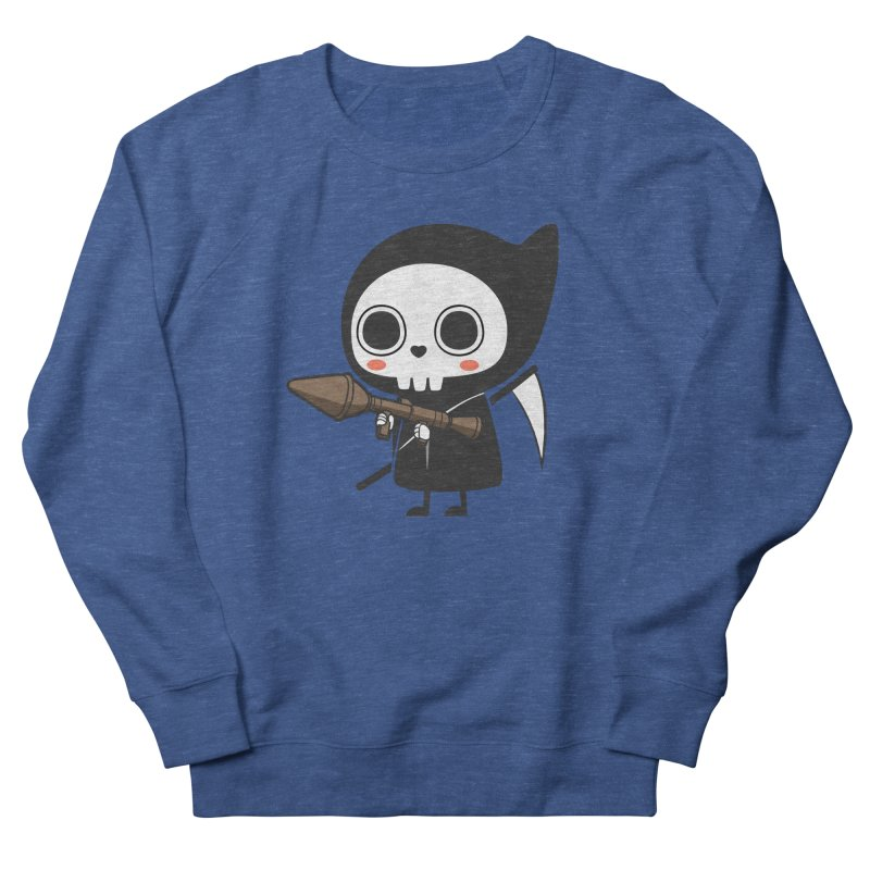 New Weapon Men's Sweatshirt by Flying Mouse365