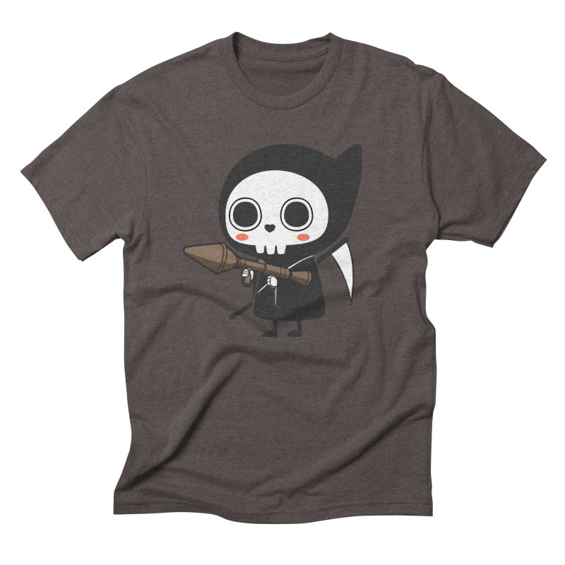 New Weapon Men's Triblend T-Shirt by Flying Mouse365