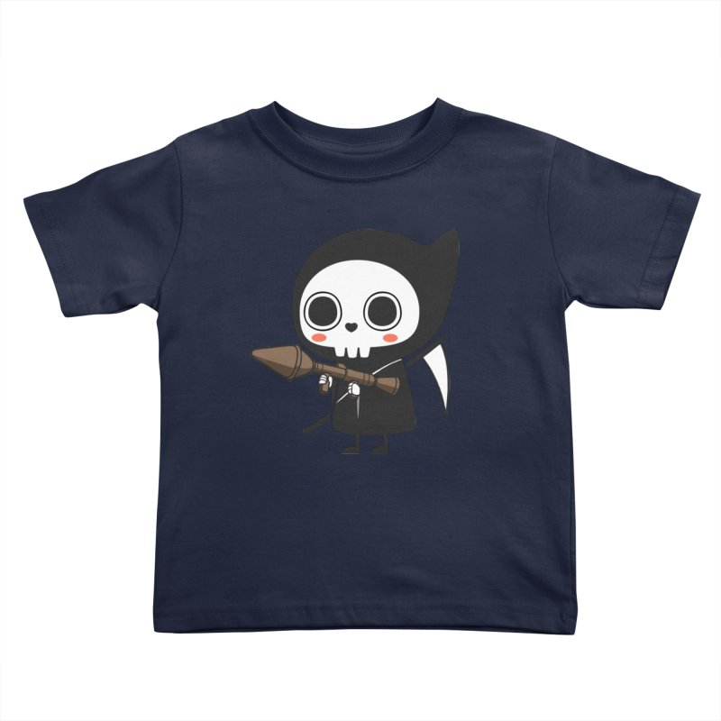 New Weapon Kids Toddler T-Shirt by Flying Mouse365