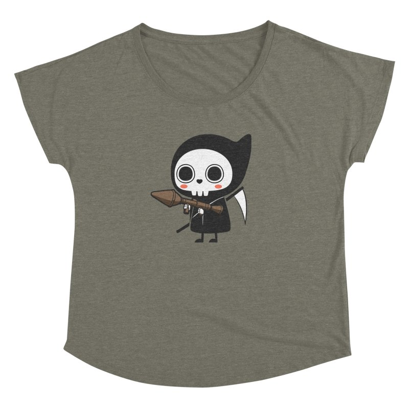 New Weapon Women's Dolman by Flying Mouse365