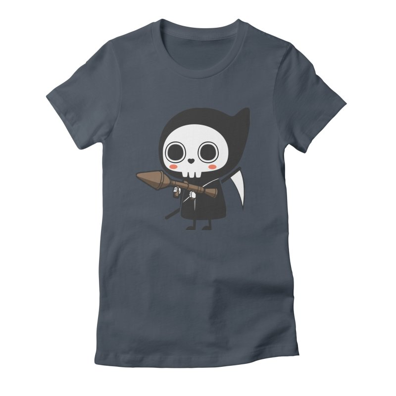 New Weapon Women's T-Shirt by Flying Mouse365