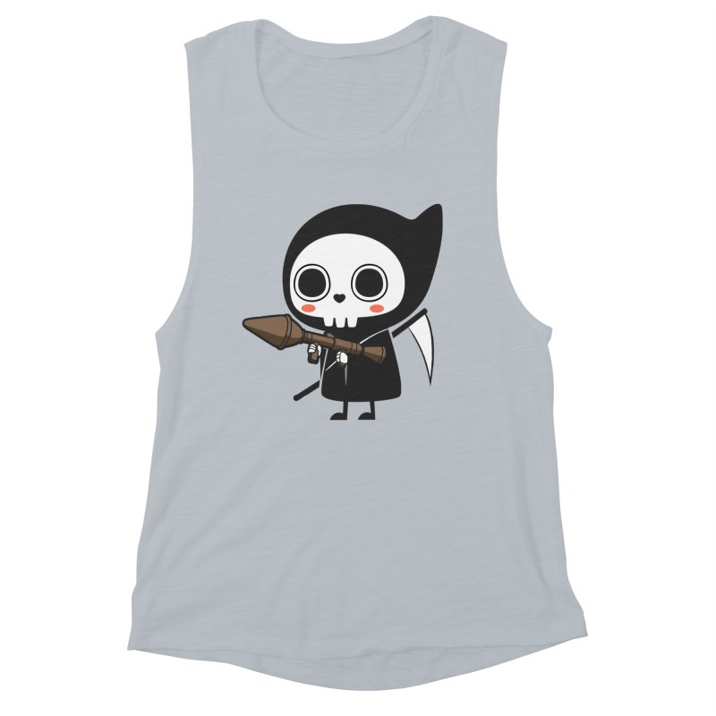 New Weapon Women's Tank by Flying Mouse365