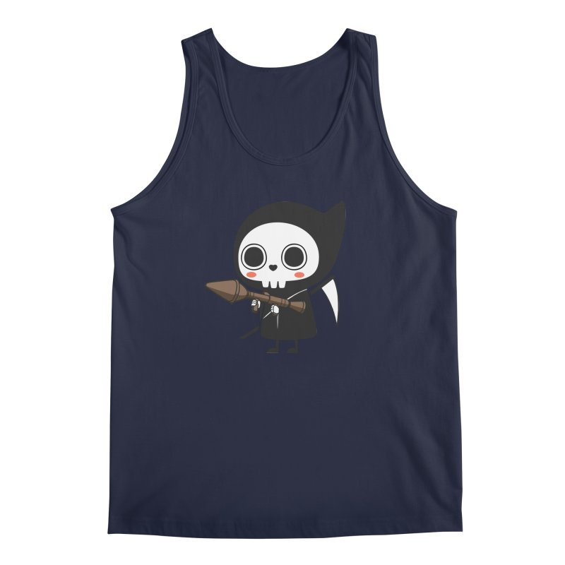 New Weapon Men's Regular Tank by Flying Mouse365