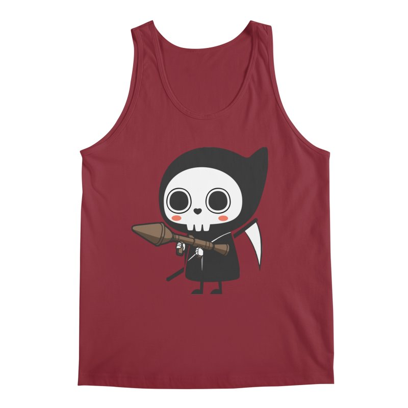 New Weapon Men's Tank by Flying Mouse365