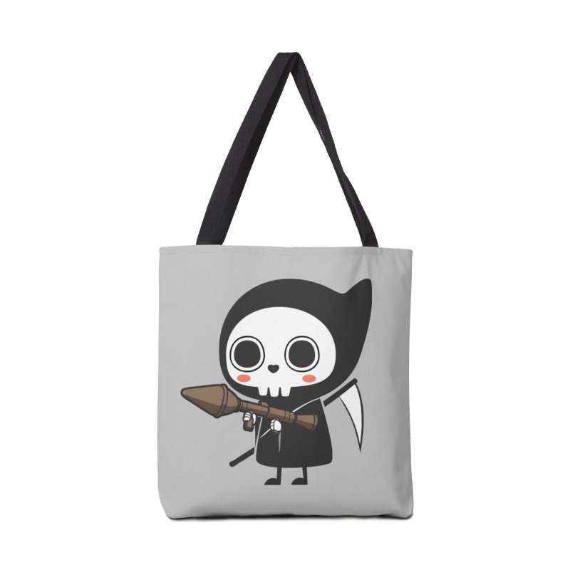 New Weapon Accessories Tote Bag Bag by Flying Mouse365