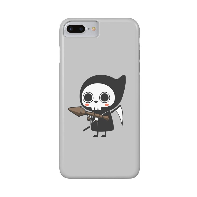 New Weapon Accessories Phone Case by Flying Mouse365