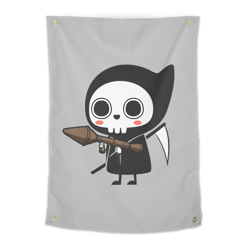New Weapon Home Tapestry by Flying Mouse365