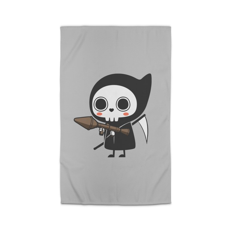 New Weapon Home Rug by Flying Mouse365