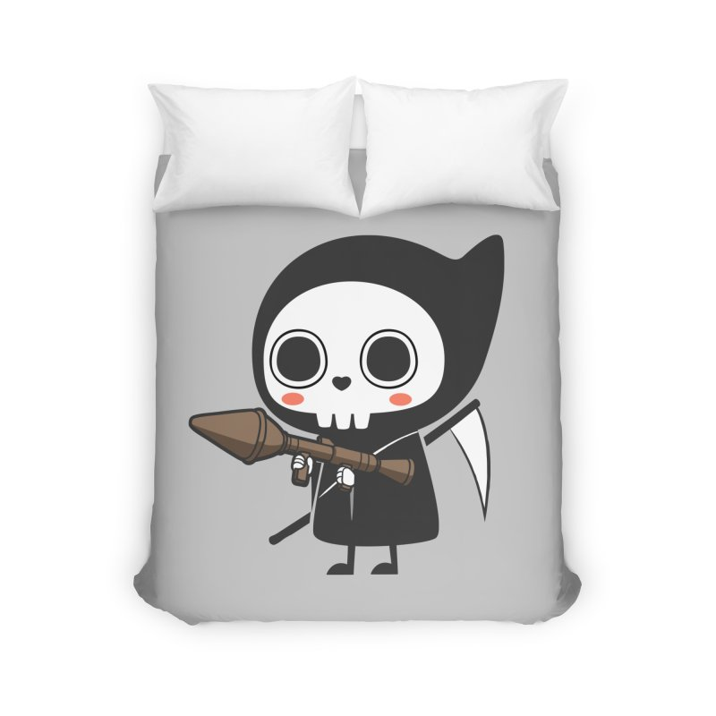 New Weapon Home Duvet by Flying Mouse365