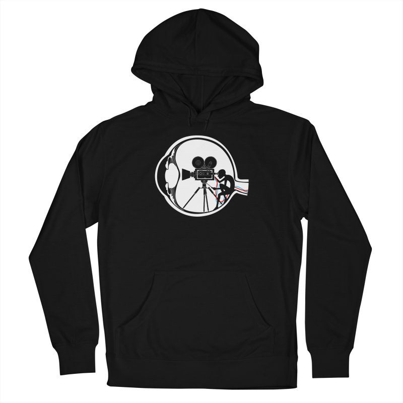 Vision Director Men's Pullover Hoody by Flying Mouse365
