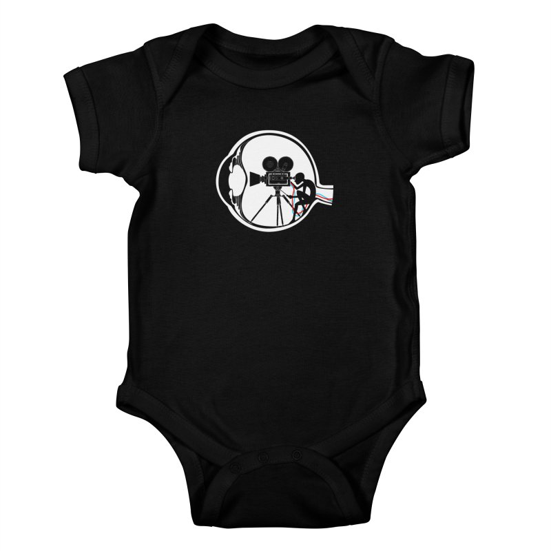 Vision Director Kids Baby Bodysuit by Flying Mouse365