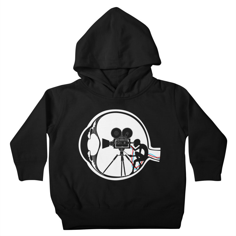 Vision Director Kids Toddler Pullover Hoody by Flying Mouse365