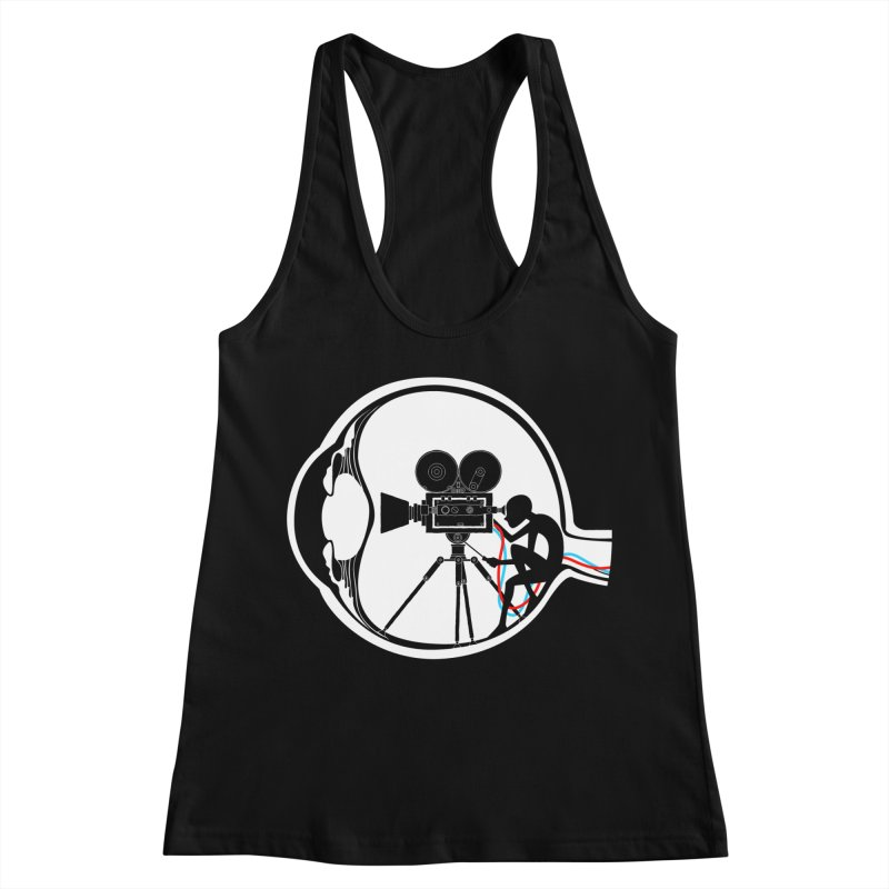 Vision Director Women's Tank by Flying Mouse365