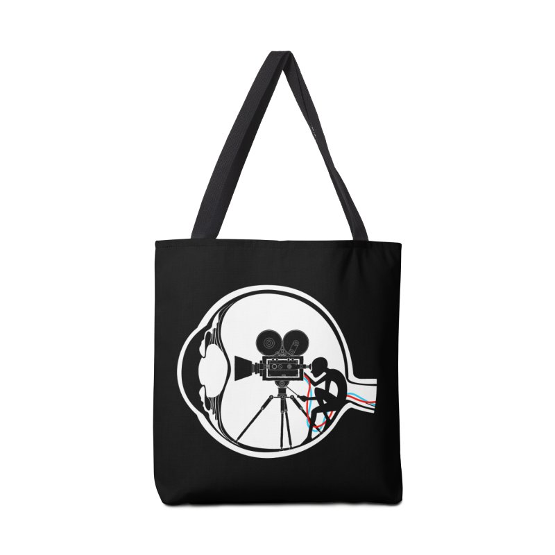 Vision Director Accessories Tote Bag Bag by Flying Mouse365