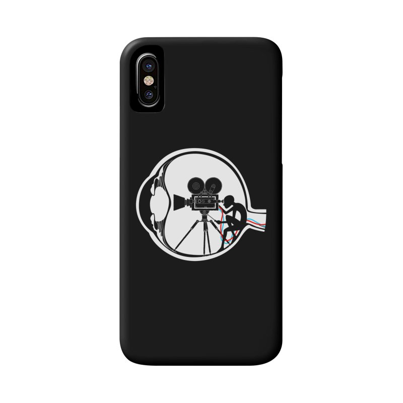 Vision Director Accessories Phone Case by Flying Mouse365