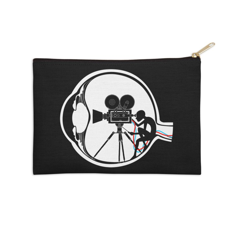 Vision Director Accessories Zip Pouch by Flying Mouse365