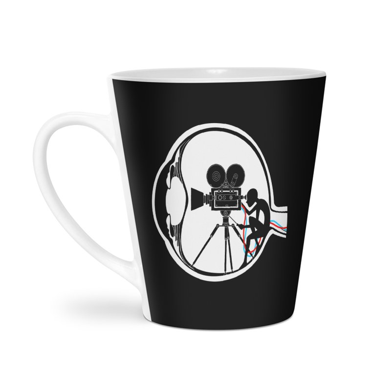 Vision Director Accessories Mug by Flying Mouse365