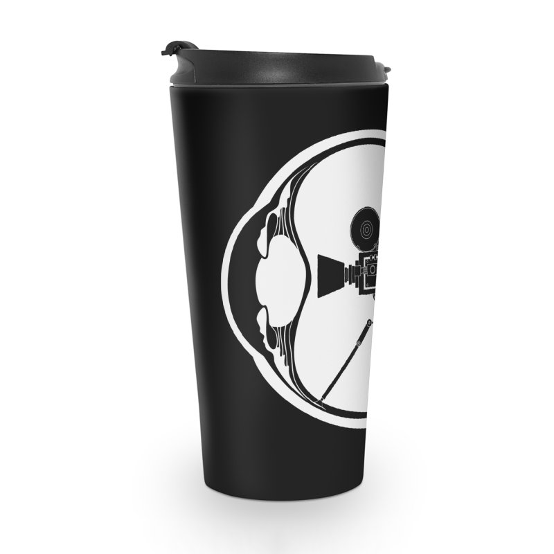 Vision Director Accessories Travel Mug by Flying Mouse365