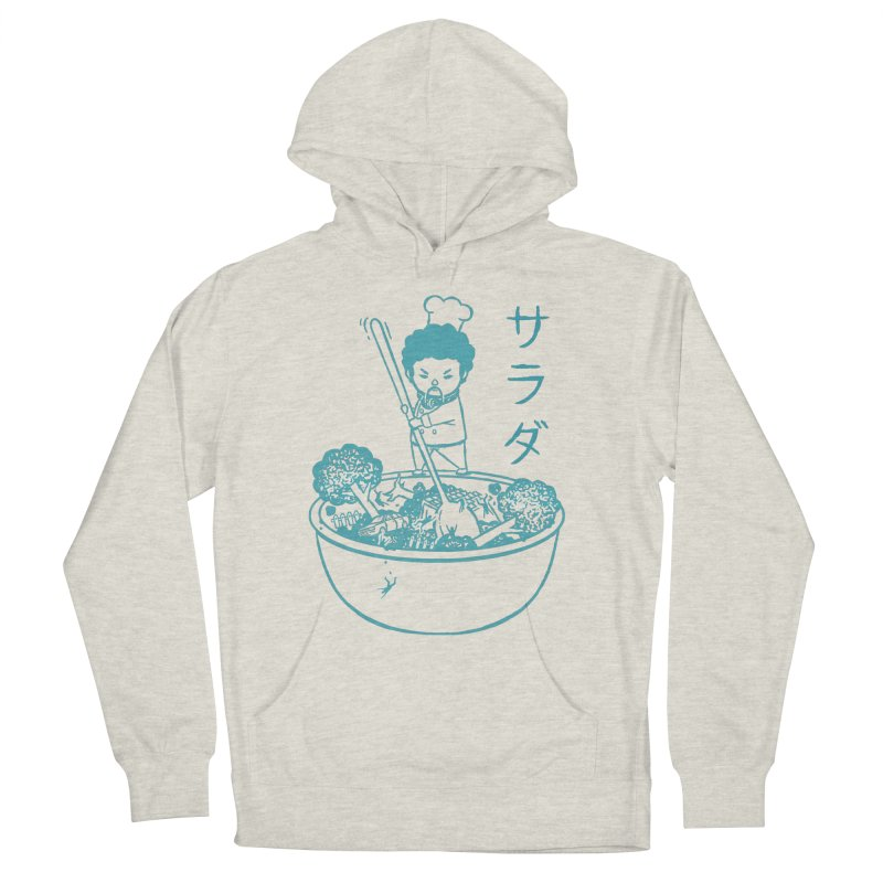OH MY GOR - Garden Salad Women's Pullover Hoody by Flying Mouse365