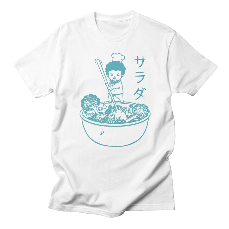 OH MY GOR - Garden Salad Men's T-Shirt by Flying Mouse365