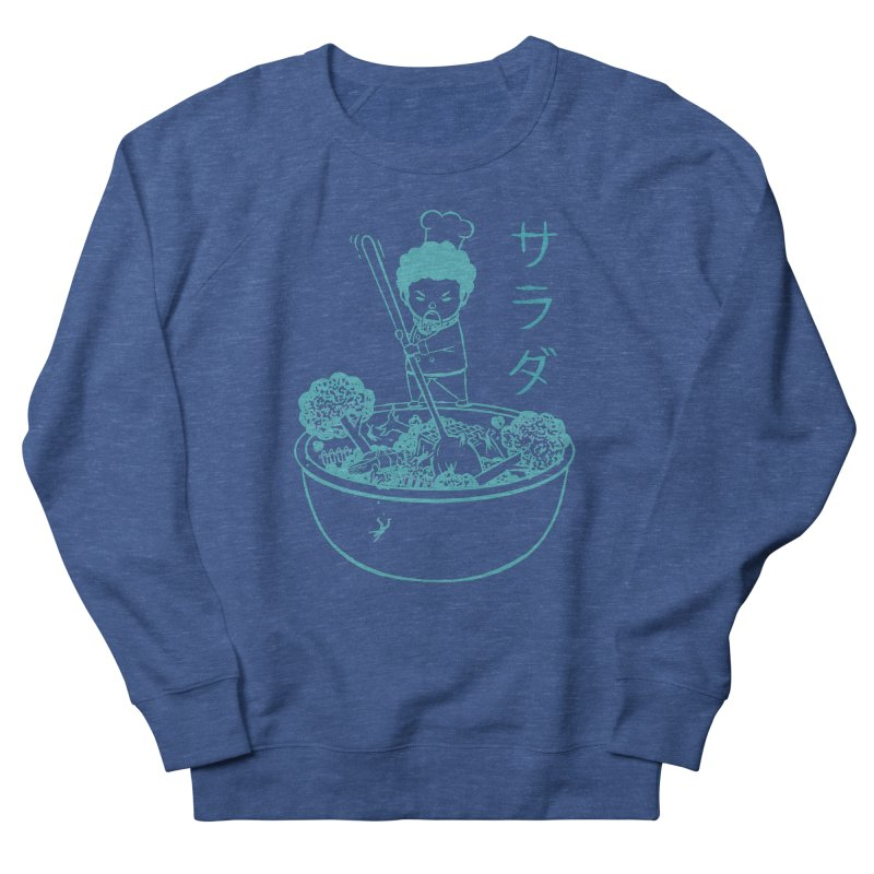 OH MY GOR - Garden Salad Women's French Terry Sweatshirt by Flying Mouse365