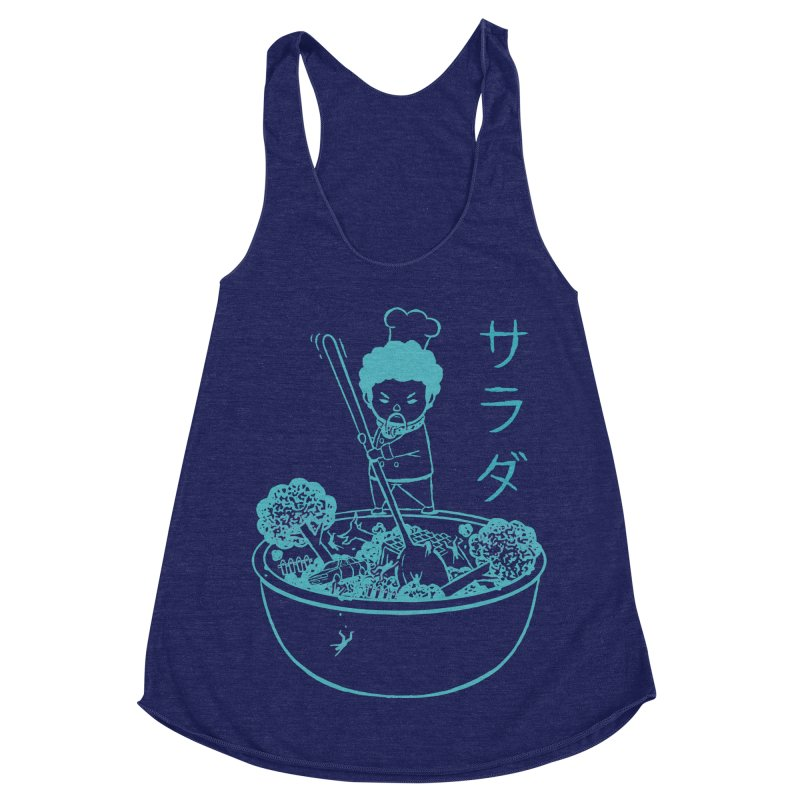 OH MY GOR - Garden Salad Women's Tank by Flying Mouse365