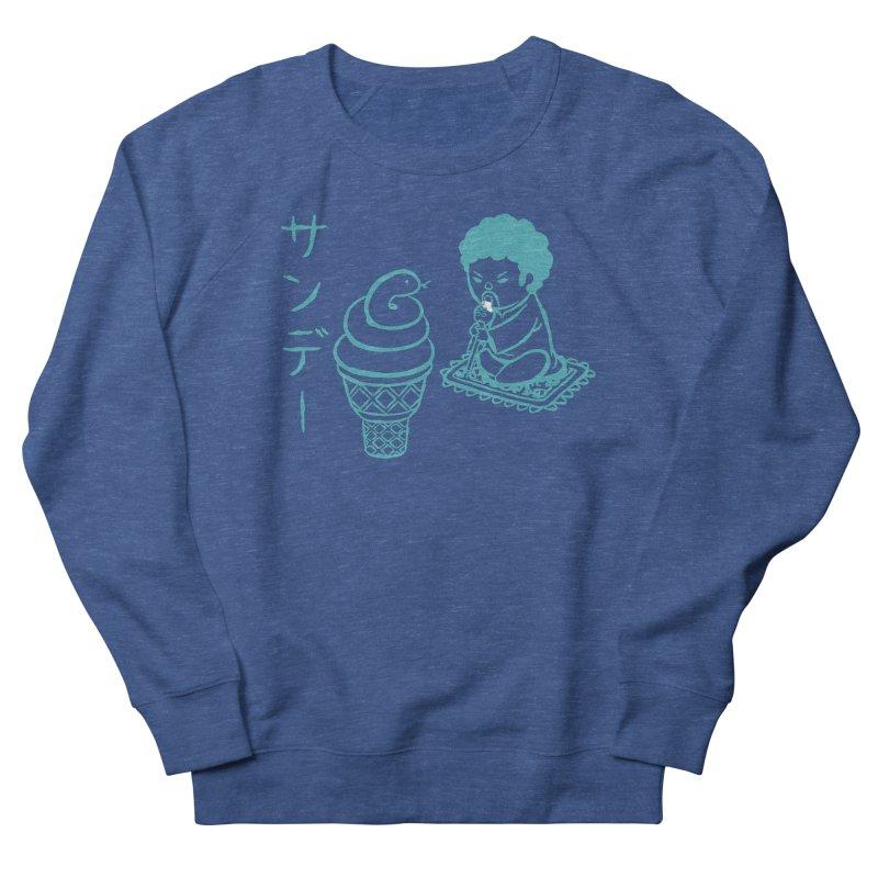 Sundae Dancing Men's Sweatshirt by Flying Mouse365