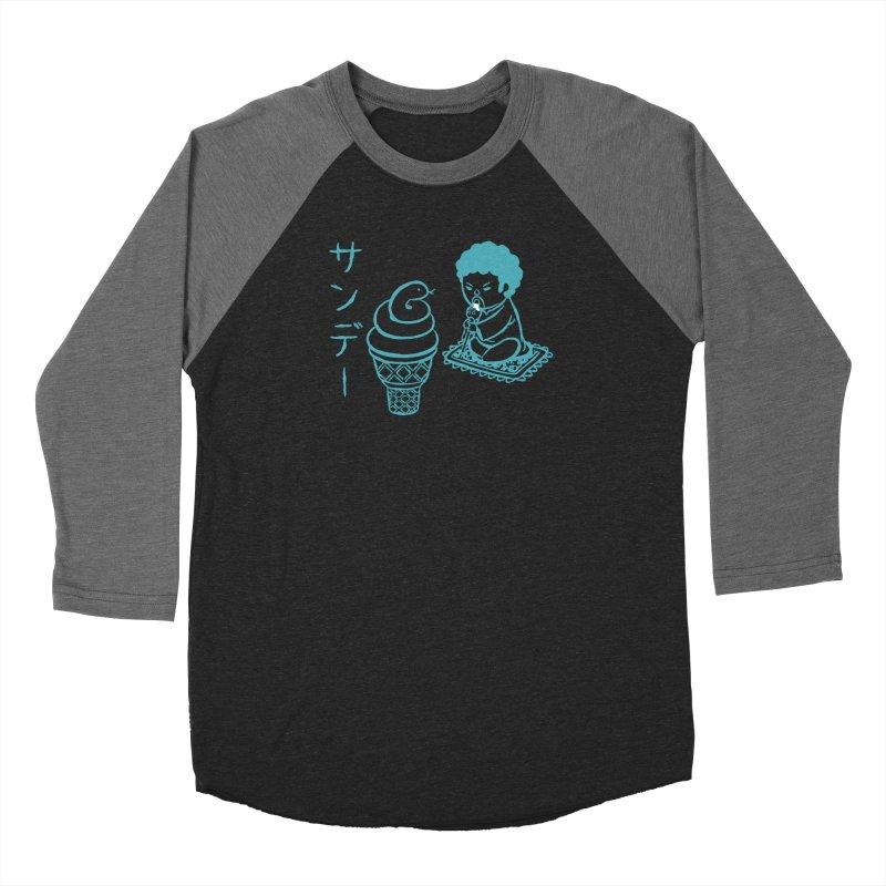 Sundae Dancing Women's Longsleeve T-Shirt by Flying Mouse365