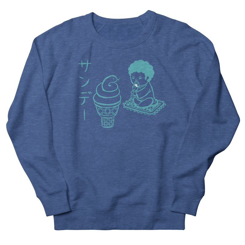 Sundae Dancing Women's Sweatshirt by Flying Mouse365