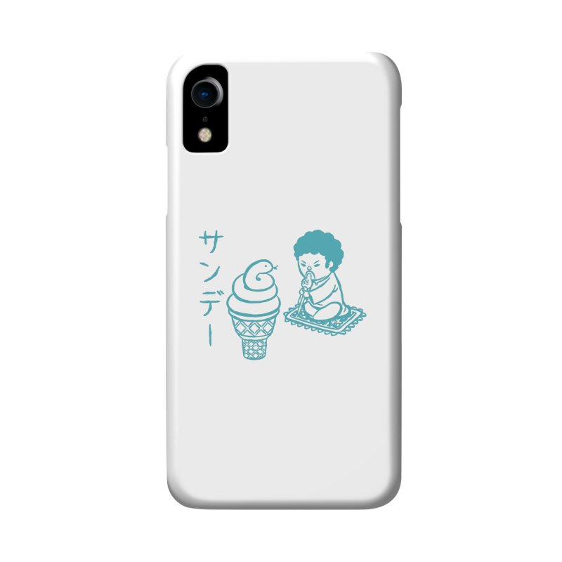 Sundae Dancing Accessories Phone Case by Flying Mouse365