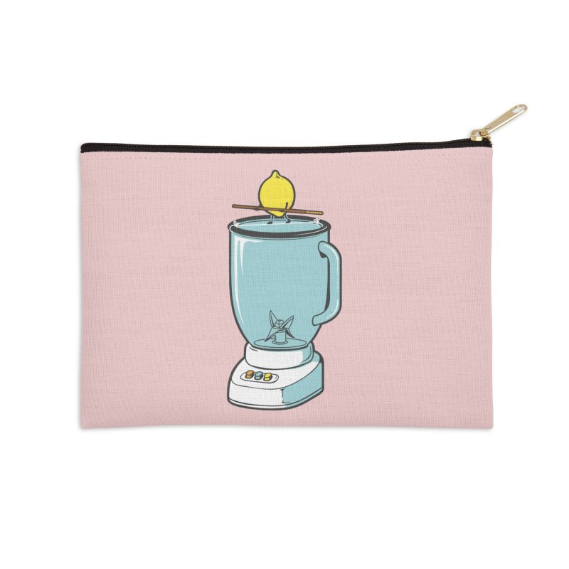 The Walk Accessories Zip Pouch by Flying Mouse365