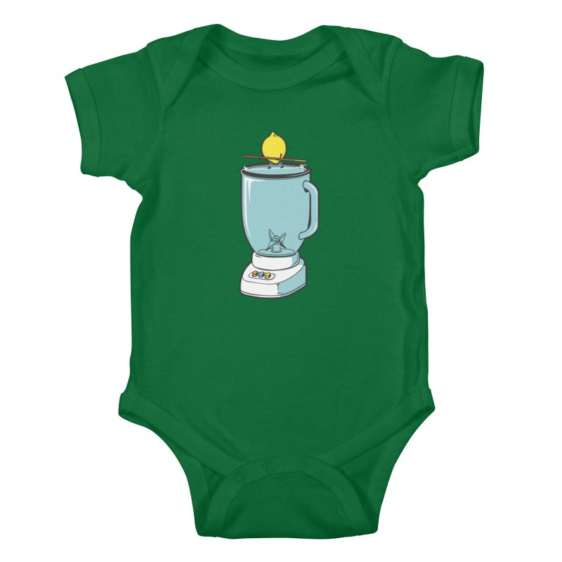 The Walk Kids Baby Bodysuit by Flying Mouse365