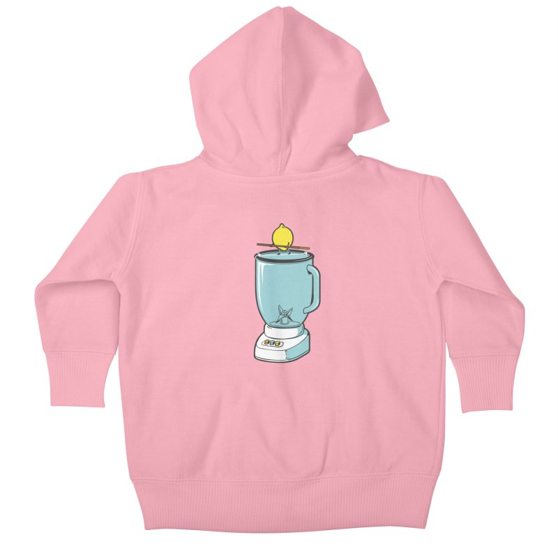 The Walk Kids Baby Zip-Up Hoody by Flying Mouse365